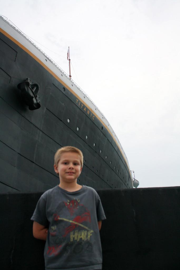 Titanic - Pigeon Forge