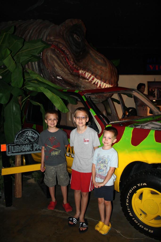 Jurassic  Kids