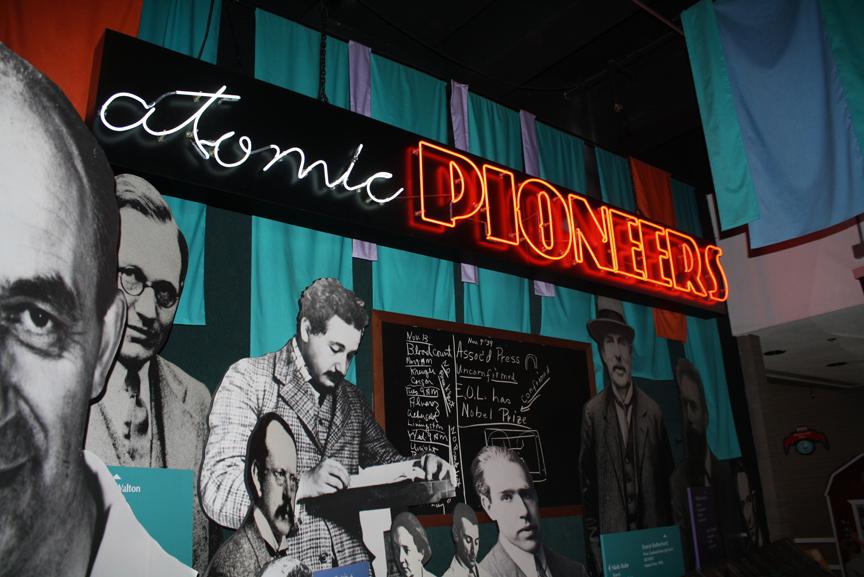 Atomic Pioneers