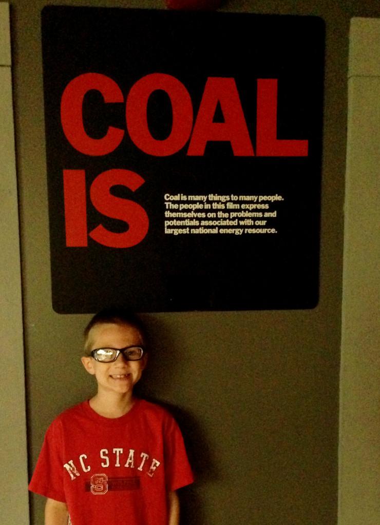 Coal is