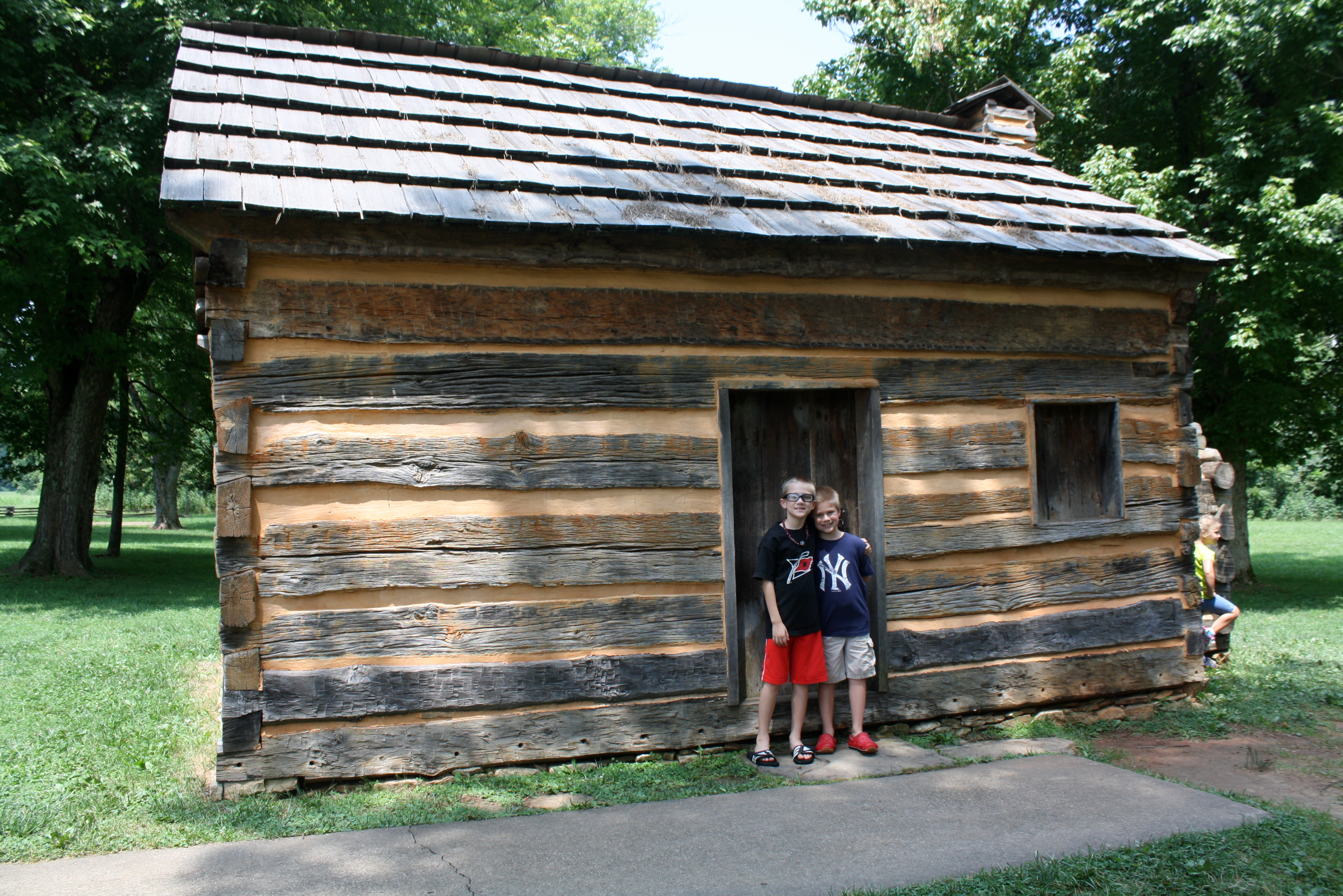 Lincoln's Boyhood Home @ Knob Hill