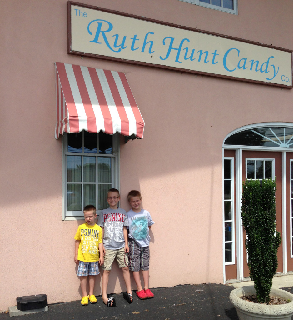 Ruth Hunt Candy Co